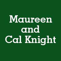 Maureen and Cal Knight