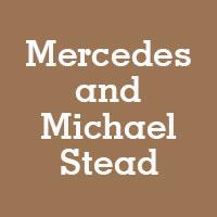 Mercedes and Michael Stead